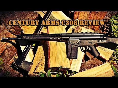 Gun Review: Century Arms C308 Rifle - The Truth About Guns