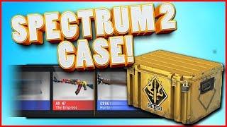 НОВЫЕ SPECTRUM 2 CASE! ОТКРЫВАЕМ НОВЫЕ СПЕКТР 2 КЕЙСЫ - 15 ШТУК В CS:GO (КС ГО ОБНОВЛЕНИЕ)