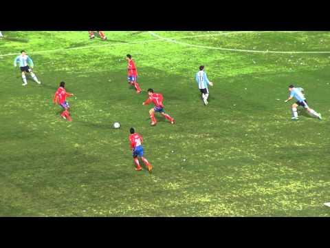 Argentina vs Costa rica a part of games
