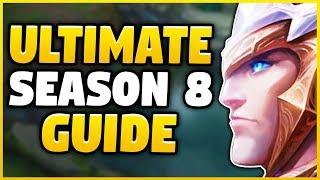 SEASON 8 ULTIMATE GAREN GUIDE | RUNES, ITEMS, GAMEPLAY, MATCHUPS, STRATEGY! - League of Legends