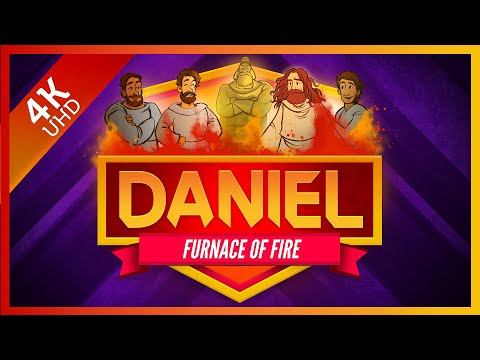 Shadrach, Meshach, And Abednego | The Furnace Of Fire - Daniel 3 | Sunday School Lesson For Kids