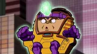 Отряд супергероев - Всем бояться мощи РИДВ! - Сезон 1, Серия 13 | Marvel
