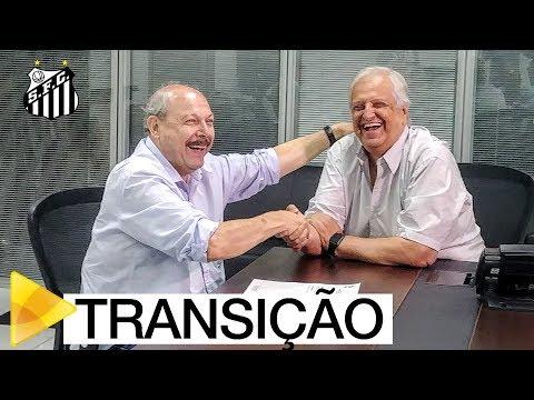 José Carlos Peres e Modesto Roma Jr. iniciam processo de transição de gestão