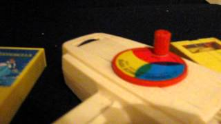 Reviewing an old 70's toy: Fisher Price Film Viewer!