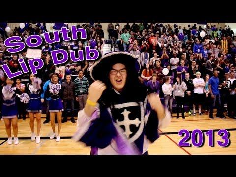 "East Stroudsburg HS South- ""Unwritten"" Lip Dub 2013"