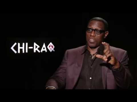 Wesley Snipes Chi-Raq Interview