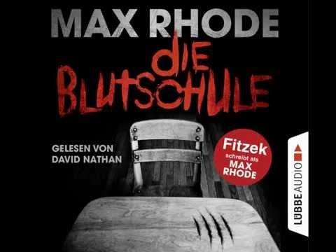 Die Blutschule YouTube Hörbuch Trailer auf Deutsch
