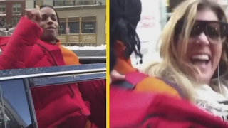 Asap Rocky Mad At Groupie For Chasing & Grabbing Him