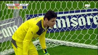 Steaua Bucuresti - Astra Giurgiu ( Finala - Cupa Romaniei Timisoreana 2014) Penalty