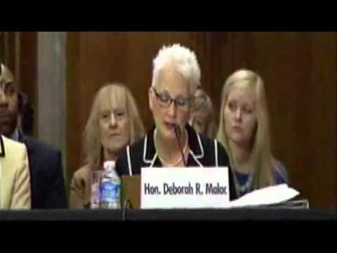 Introducing the new U.S. Ambassador to Uganda Deborah R. Malac