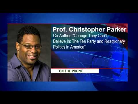 Prof. Christopher Parker