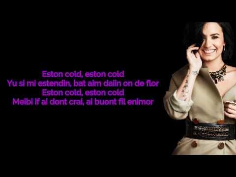Demi Lovato - Stone Cold (Pronunciación)