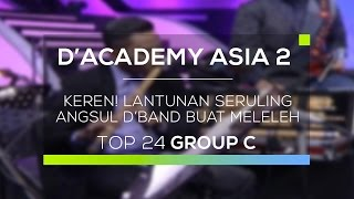 Video Keren! Lantunan Seruling Angsul D'Band buat Meleleh (D'Academy Asia 2) download MP3, 3GP, MP4, WEBM, AVI, FLV September 2018