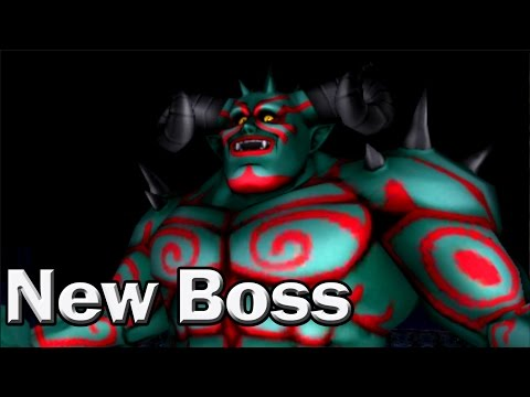 Dragon Quest 8 3DS New Boss: Juggerwroth
