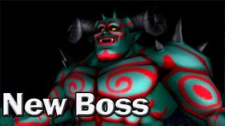 Repeat youtube video Dragon Quest 8 3DS New Boss: Juggerwroth