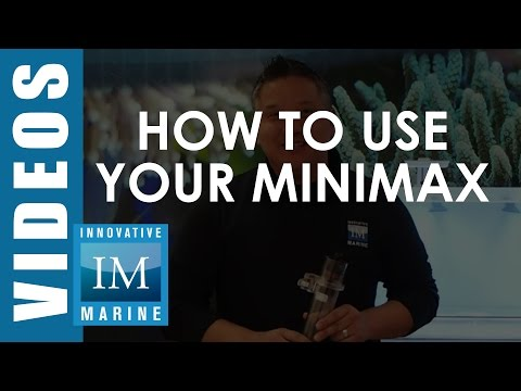 How to Video: Innovative Marine Minimax Media Reactor