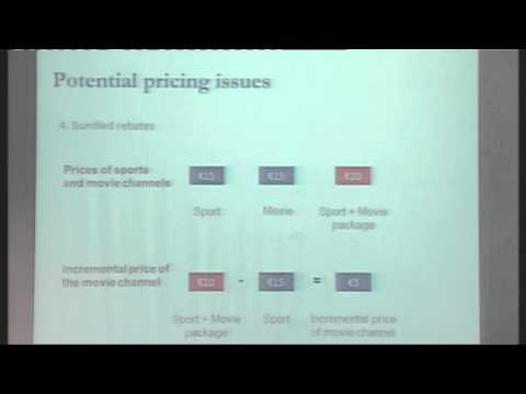 17 Justin Coombs, Abuse of dominance: law and economics of pricing (2/2)