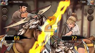 Battle of Arrow Gameplay on Lenovo Phab 2 Plus   Internal Sound Not Recorded