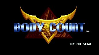 Mega Drive Longplay [159] Body Count