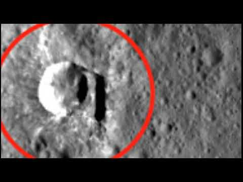Alien base on Ceres dwarf planet found on the official NASA photo