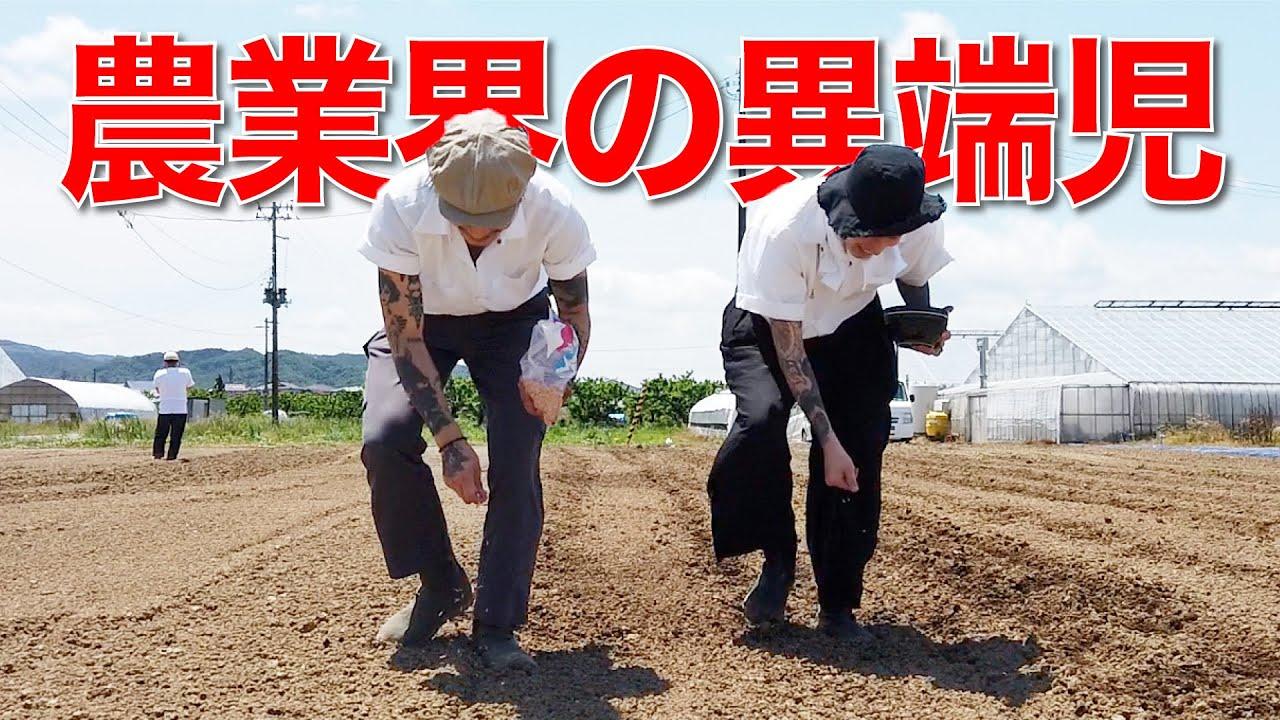 【農業男子】ついに種まき!農業初心者が革命を起こす!? #4