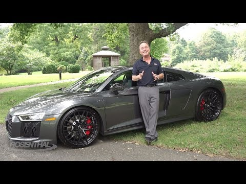 2018 Audi R8 V10 RWS Test Drive & Review