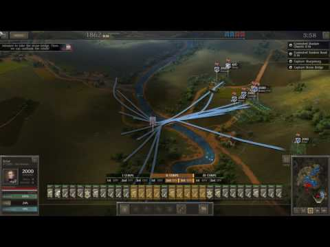 Destroying Robert E Lee - The Battle of Antietam - Ultimate General: Civil War - Union Part 23