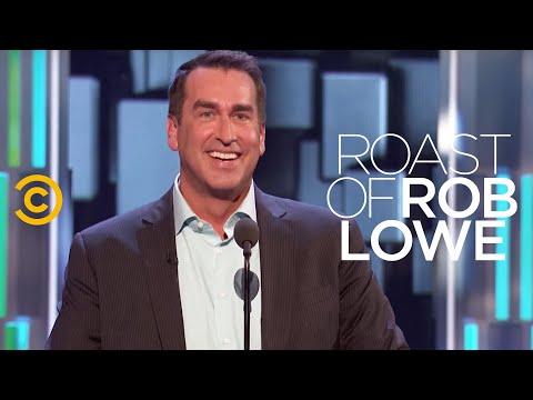 Roast of Rob Lowe - Rob Riggle - Rob Lowe