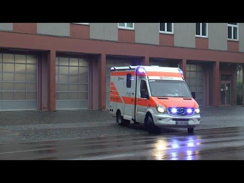 RTW Malteser Berlin Feuerwache 2200 - Wittenau