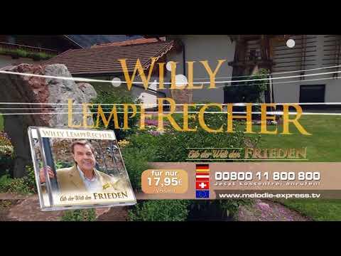 Willy Lempfrecher - Gib der Welt den Frieden (TV Spot)