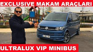 SATILIK - Sıfır Km Exclusive Vip Makam Aracı volkswagen Mercedes çeşitleri - UltraLüx vip minibüsler
