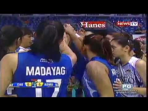 ADMU vs Cagayan Valley August 1,2014 [ Set 5 ] Shakey's V ...