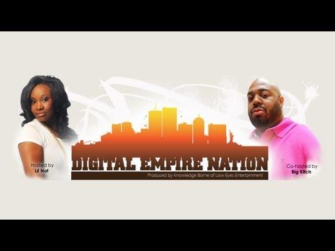 Digital Empire Nation Radio :R&B Group Allure & Dillan Tolbert