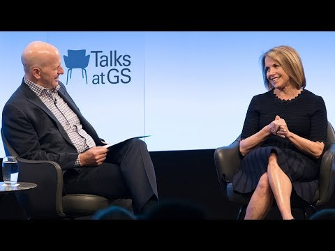 Katie Couric on Telling America's Stories
