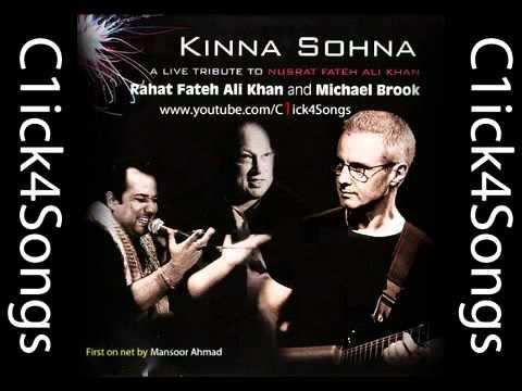 Tu Mera Dil Tu Meri Jaan ( Kinna Sohna ) -2011- Rahat Fateh Ali KhanMichael Brook
