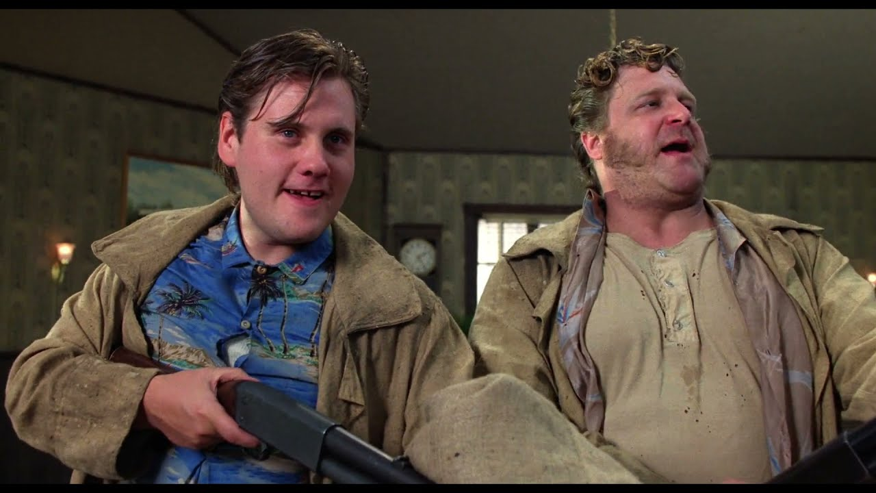 """Download Raising Arizona: """"You want I should freeze or get down on the ground?"""""""
