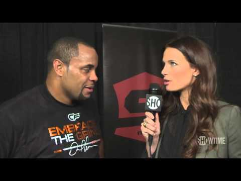 STRIKEFORCE Marquardt vs. Saffiedine: Daniel Cormier Post-Fight Interview
