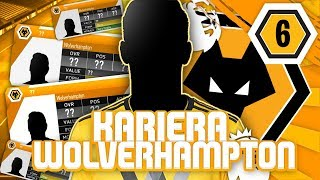 FIFA 19: KARIERA WOLVES | #6 ZIMOWY TRANSFER!