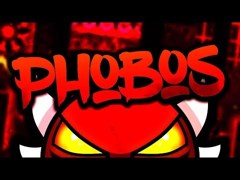 Geometry Dash - Phobos (Extreme Demon) By KrmaL And More   On Stream