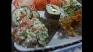"""【ブラジルで寿司!】""""sushi"""" no Brasil"""