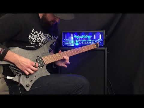 Repent My Sins - Nocturnal Rites guitar solo cover