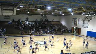 Bledsoe County Cheerleading
