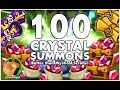 Summoners War : 100 Crystal Summons - Better Luck? video