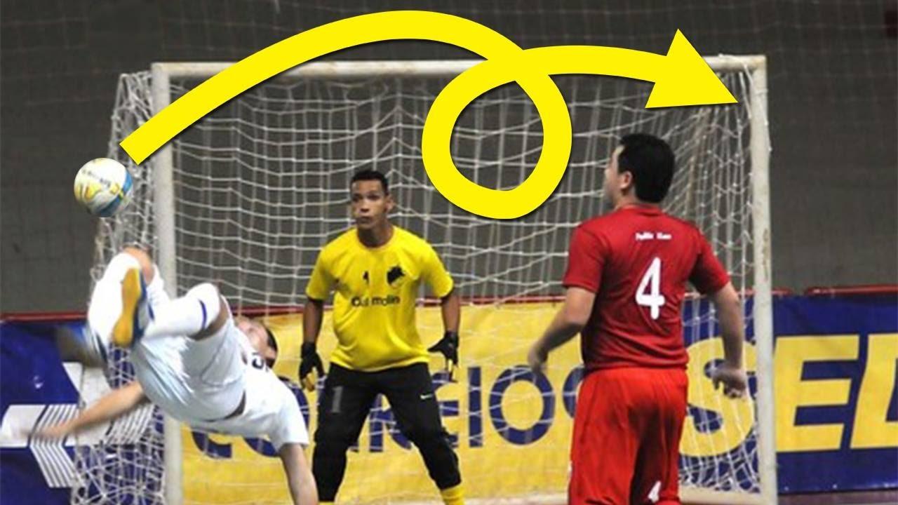 Craziest Futsal Skills ● Tricks ● Goals