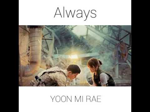 Descendants of The Sun OST:(Ringtone)Always-Yoon Mi Rae