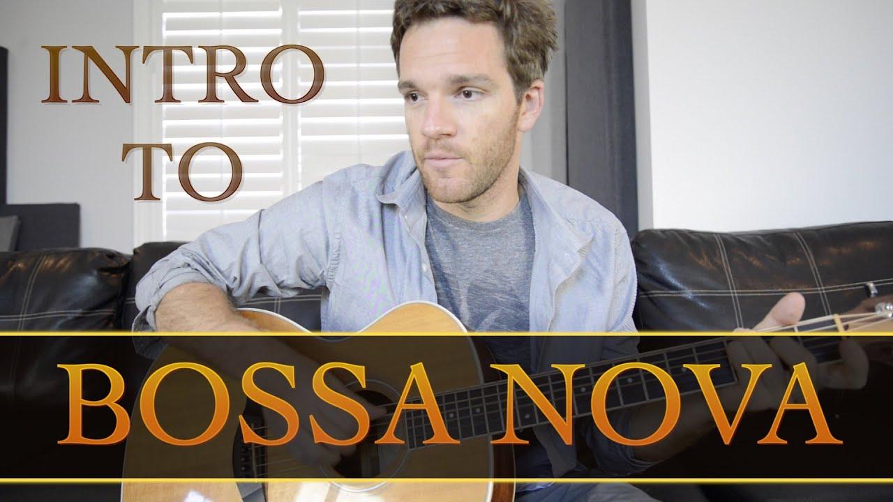 how to play bossa nova guitar