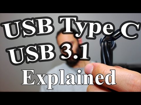 The Difference USB C And USB 3.1 Explained