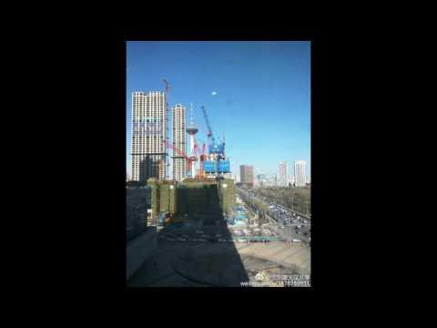 SHENYANG | Global Financial Center | 568m | 1864ft | 114 fl | 328m | 1076ft | 80 fl