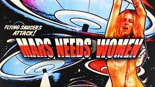 [76.09 MB] Mars Needs Women (1967) - TV Movie