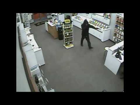 Poway Sprint Store Robbery - San Diego County Sheriff's Department